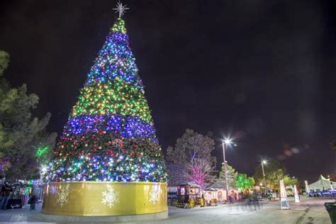 grande living 12 days of christmas and events in las vegas vegas living on the cheap