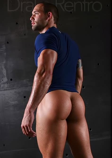 Muscle Hunks Bubble Butts
