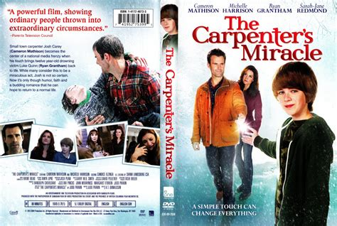 The Carpenter S Miracle The Carpenter Dvd Scanned Covers The Carpenter S Miracle 2013 Scanned Cover Dvd Covers