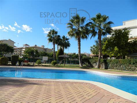 venta apartamento en canet den berenguer playa  piscina