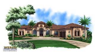Mediterranean house design provence home plan weber design group