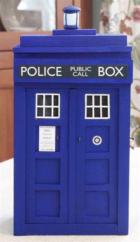 tardis box doctor who tardis jewelry box