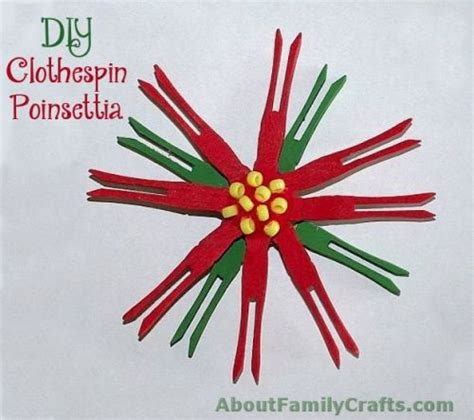clothespin craft ideas for christmas 25 tree ornaments can make about family crafts