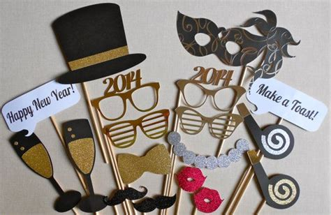 new years eve photo booth props new years eve party new new years photo booth props new years eve party fun