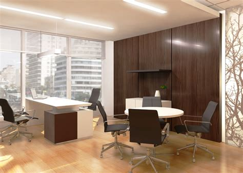 Interior Design Office Cabin by Ctc Architects Builders Interior Designers South