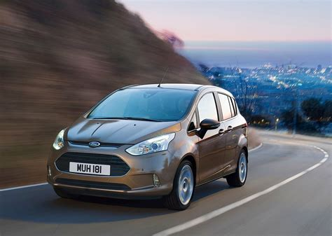 ford  max specs