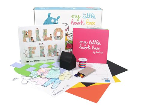 libro hilo sin fin hilo sin fin la caja de libros y manualidades para ni 241 os de 4 6 a 241 os boolino book box leer en