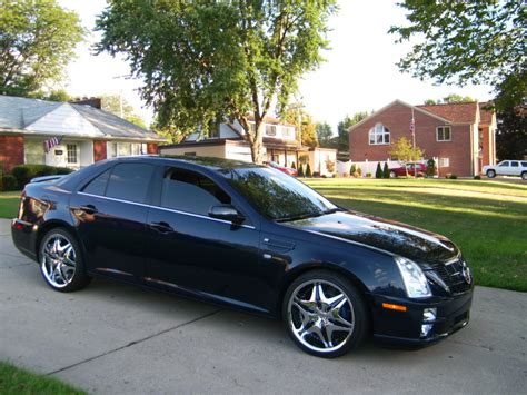 Mobi33 2008 Cadillac Sts Specs Photos Modification Info