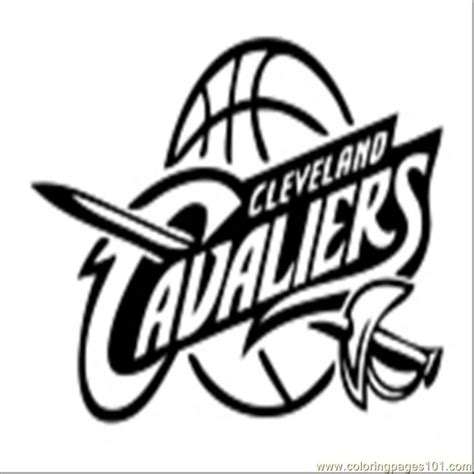 cavs coloring pages cavaliers coloring pages coloring pages