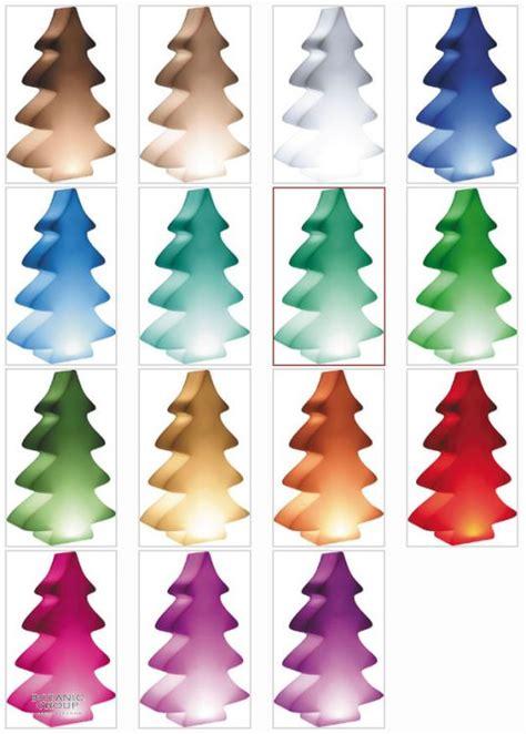 leuchtender weihnachtsbaum leuchtender deco weihnachtsbaum wechseldes led licht