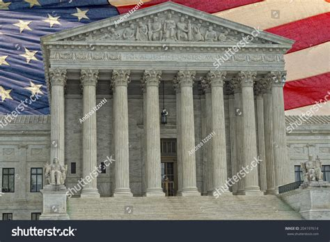 Washington Dc Court Search Washington Dc Supreme Court Facade Equal Justice The Stock Photo 204197614