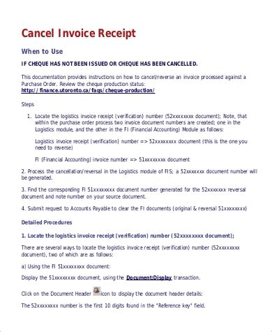 sample invoice  examples  word