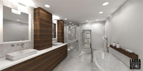 Modern Master Bathroom Ideas by Best Modern Master Bathroom Design With White Cabinets And Bathtub Courtagerivegauche