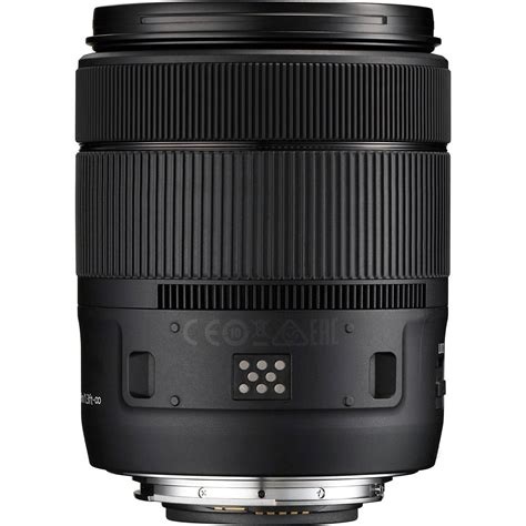 Canon Lensa Ef S 18 135 F3 5 5 canon ef s 18 135mm f3 5 5 6 is usm lens nano