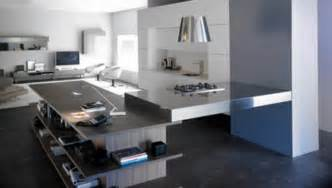 Design Of Kitchen Room Modern Open Floor Kitchen Living Room Design Interior