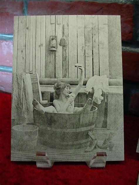 vintage bathroom prints 6 vintage hendrickson metal prints 1960s country western