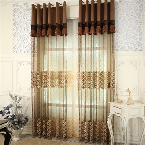 make sheer curtains luxurious colored sheer curtains make you surprised