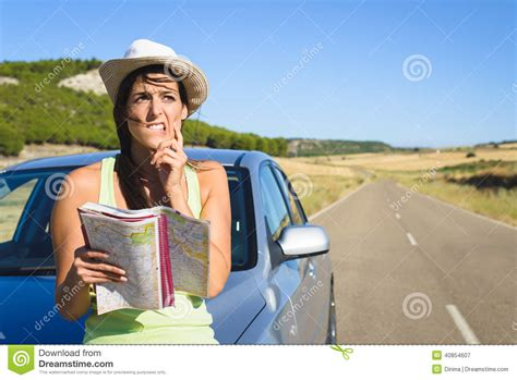 the way of being lost a road trip to my truest self books lost on car roadtrip travel problem stock photo