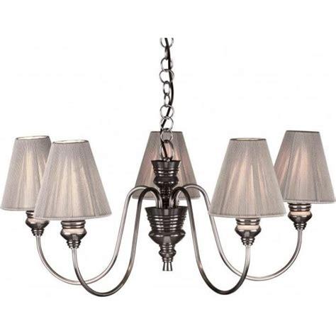 dor0567 david hunt 5 light ceiling light doreen pewter