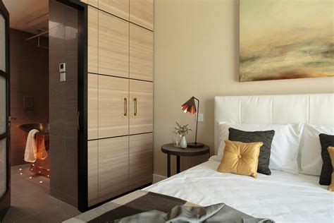 open plan bedroom and bathroom designs shortlisted hartmann designs enter the awards with a