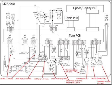samsung dishwasher wiring diagram wiring diagram with