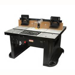 Commercial Table Saw Craftsman Professional 61181 Hpp Router Table Sears