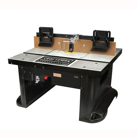 professional tables craftsman professional hpp router table shop your way shopping earn points on tools