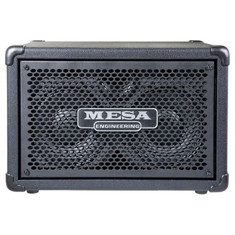 mesa boogie bass cabinet mesa boogie powerhouse 2x10 bass cab at gear4music com