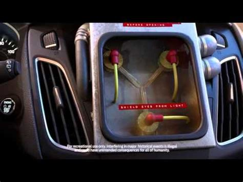 could the flux capacitor work ford flux capacitor drive a ford get a flux capacitor for it lasco ford