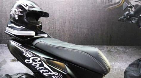 Sepakbor Belakang Honda Beat Lama Karbu modifikasi honda beat ala skaters rumah gelap