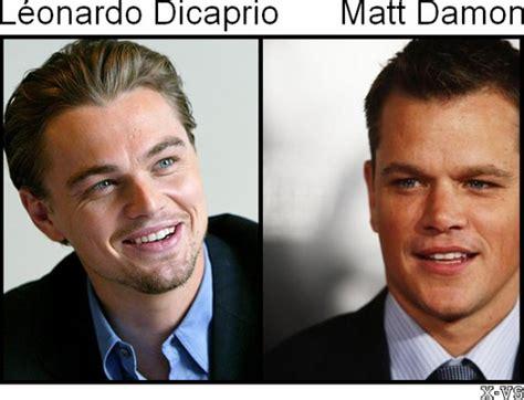 matt damon leonardo dicaprio wahlberg vs matt damon vs leonardo dicaprio pictures