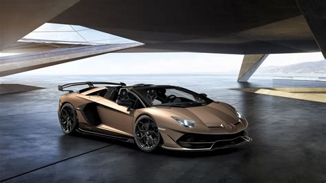 2019 lamborghini aventador svj 4k 5 wallpaper hd lamborghini aventador svj roadster 2019 4k 3 wallpaper hd car wallpapers id 12176