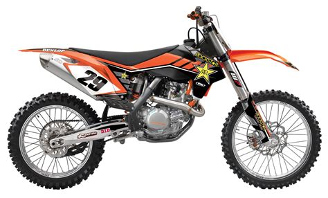 Ktm 125cc Price Factory Effex Complete Rockstar Graphics Kit Ktm Sx Sx F