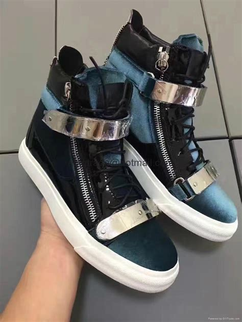 Sneaker On Sale by Cheap Giuseppe Zanotti Shoes For Giuseppe Zanotti
