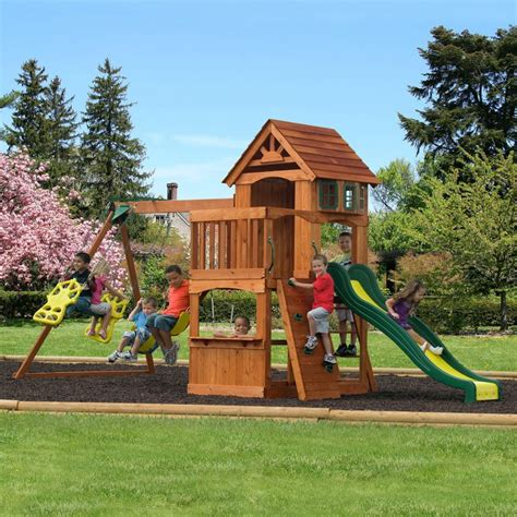 play sets for backyard swingsets and playsets nashville tn atlantis swing set