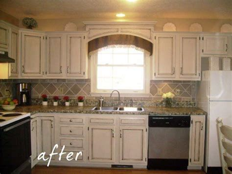 Rental Kitchen Cabinets Before After 17 Rental Kitchen Makeover Hgtv