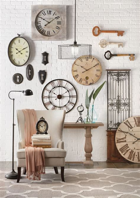 home decor wall clock 1000 ideas about wall clock decor on pinterest large