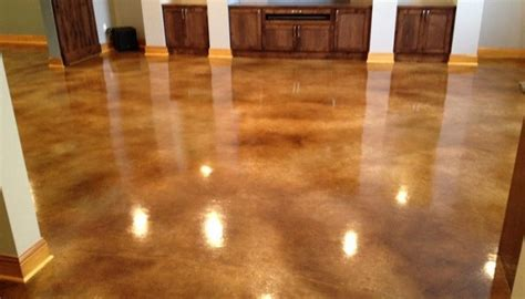 Stained Concrete Floors Minneapolis ? St. Paul, MN   St