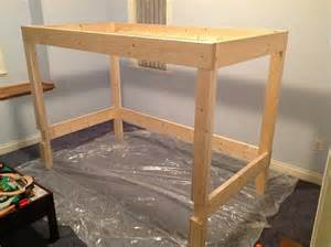 Diy Loft Bed Frame Pdf Woodwork Loft Bed Frame Plans Diy Plans The
