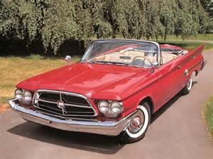 Chrysler 300f 1960 1960 Chrysler 300f Convertible 845