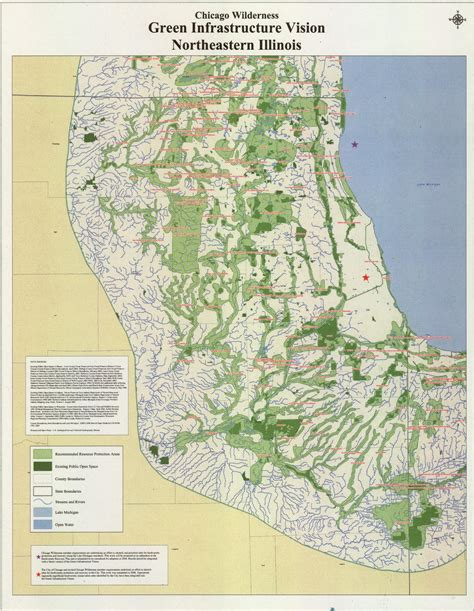 parks chicago chicago parks map map of chicago parks united states of america