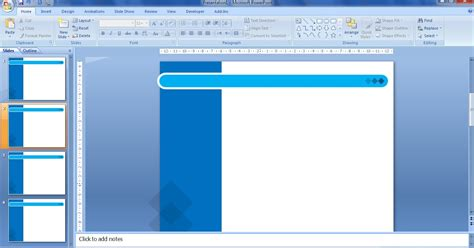 cara membuat powerpoint dengan background sendiri cara membuat background powerpoint ishaq madeamin blog