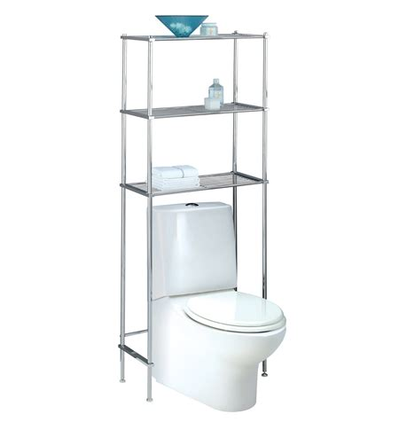 metal bathroom shelving bathroom shelving over toilet metal bathroom shelves over