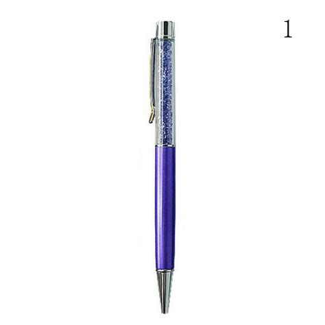 Six Colors In One Ballpoint Pen Pulpen 6 Warna 6 colors set ballpoint pen roller pens black ink stationery student ebay