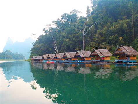 khao sok bungalows khao sok national park surat thani thailand