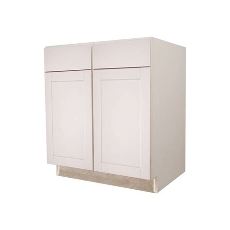 lowes kitchen sink base cabinet shop kitchen classics 34 5 in h x 36 in w x 24 in d sink