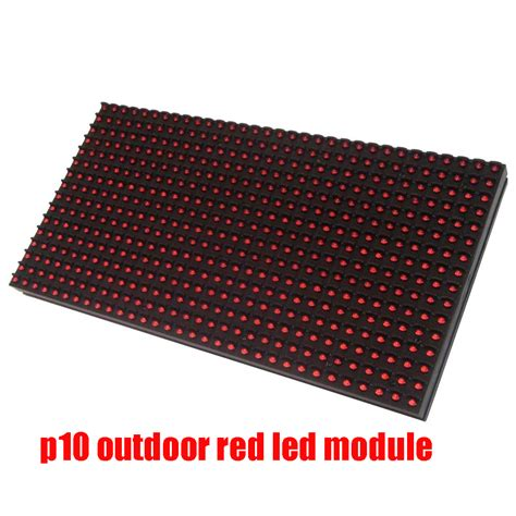 Modul Led P10 Semi Outdoor buy wholesale p10 led module from china p10 led