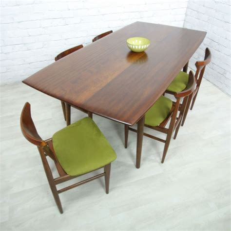 17 best ideas about teak dining table on retro