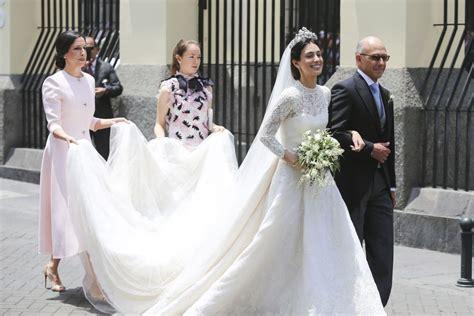 las tres bodas de b00i6kyx7c la boda real de alessandra de osma y christian de hannover telva com