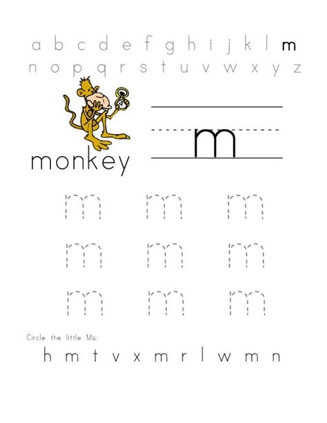 alphabet worksheets letter m letter m worksheets activity shelter